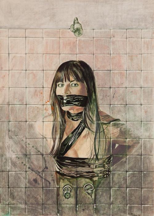 obra de Paola Pineda Cordova