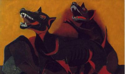 obras de rufino tamayo