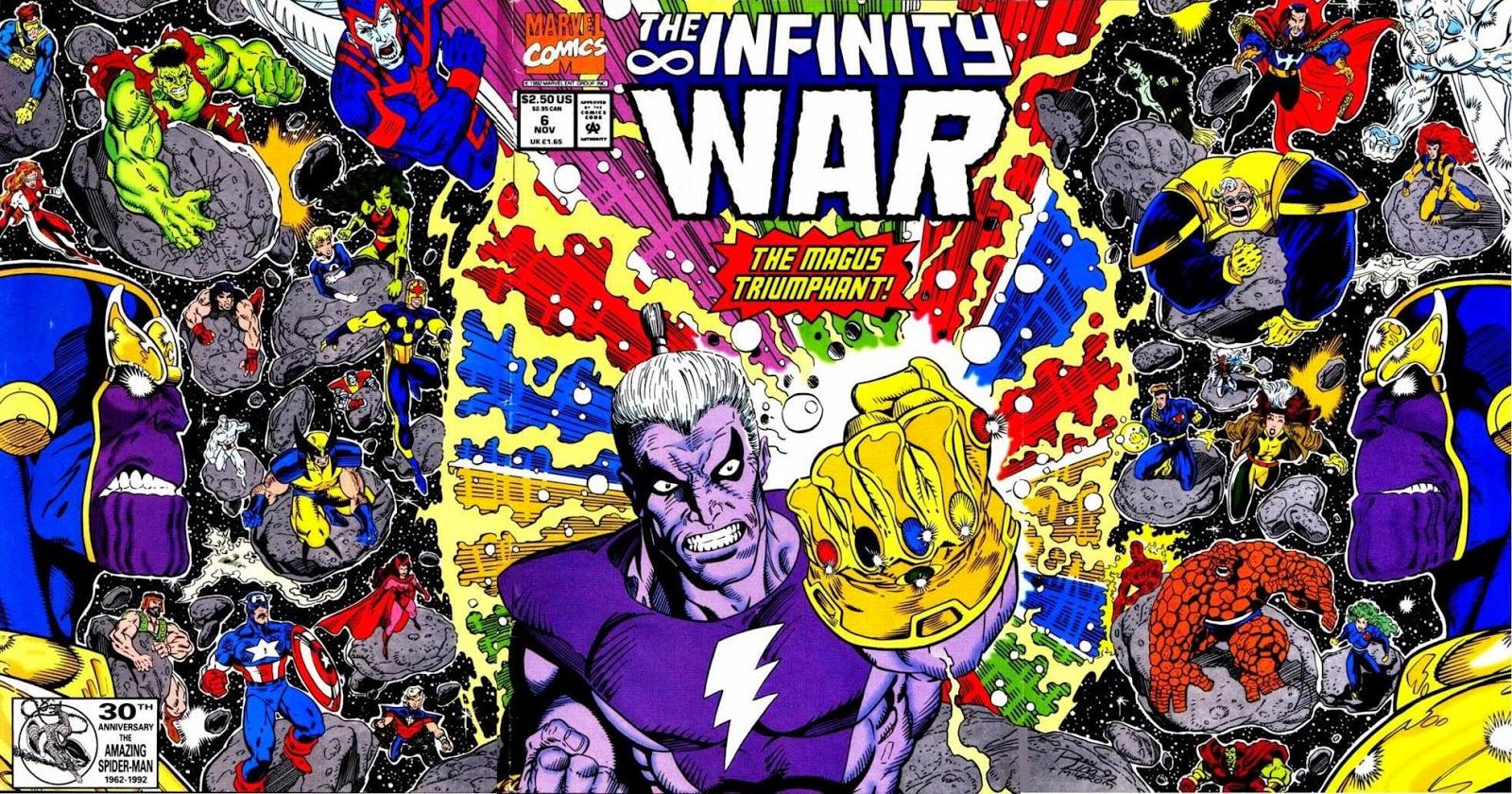 peliculas universo de marvel infinity