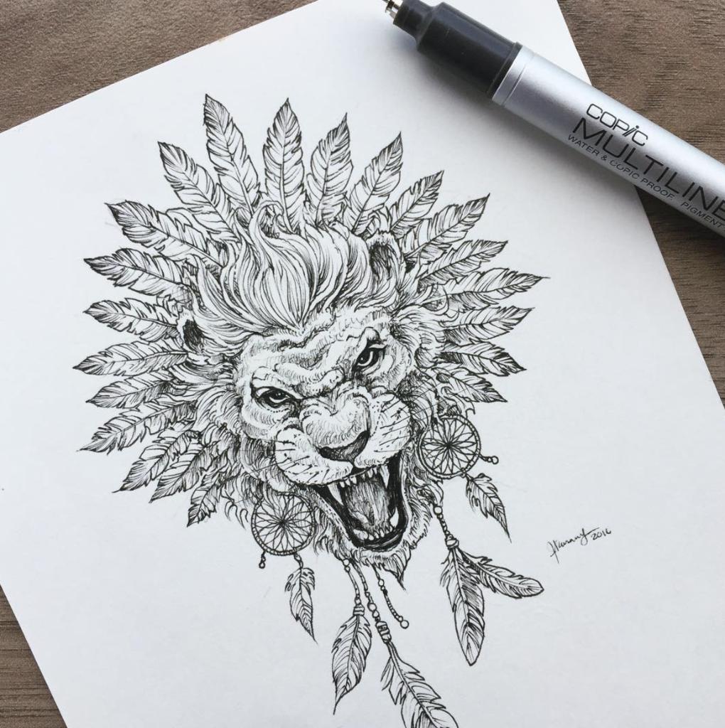 20 Diseños De Animales Que Inspirarán Tu Primer Tatuaje Diseño