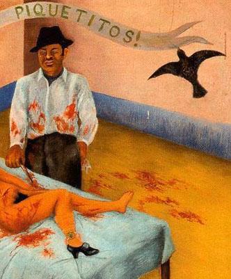 Unos cuantos piquetitos de Frida Kahlo
