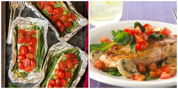 platillos sanos salmon