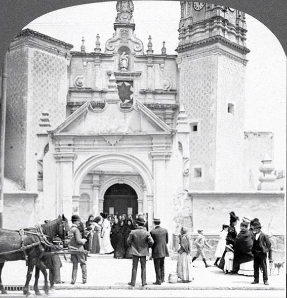 puerta fotografias antiguas colonia guerrero