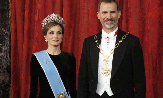 deterioro de la monarquia espanola