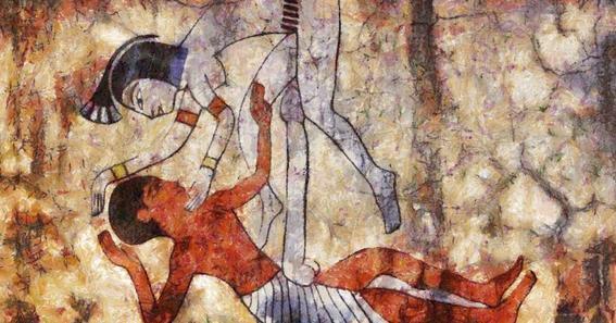 sexo en el antiguo egipto
