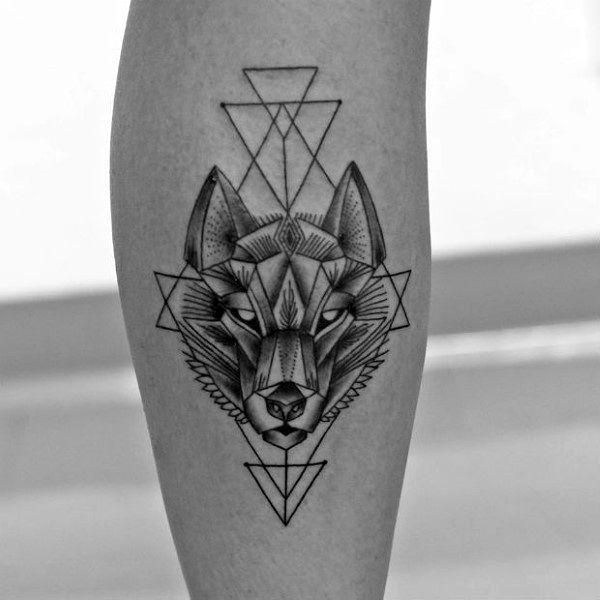 Tatuajes En La Pantorrilla Ideales Para Personas Atrevidas Y