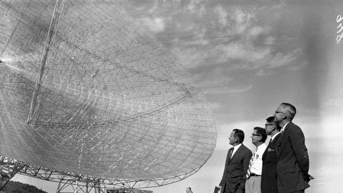 teoria extraterrestre antena