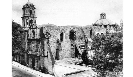 torre fotografias antiguas colonia guerrero