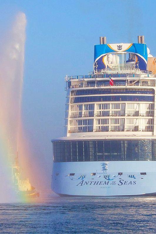 trabajos en crucero mar