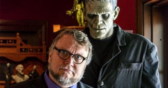 Guillermo Del Toro S Rain Room