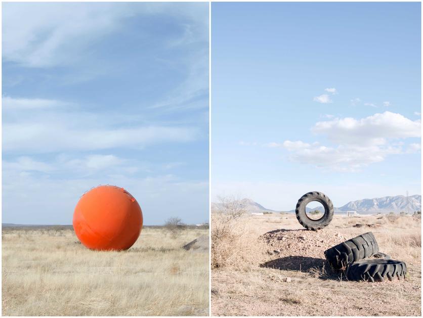 Fotografías de cómo los hombres llegaron a un camino que no es 0
