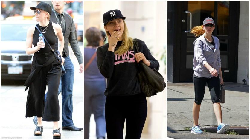 Momentos en los que Scarlett Johansson nos demostró que el estilo no depende de la ropa 2