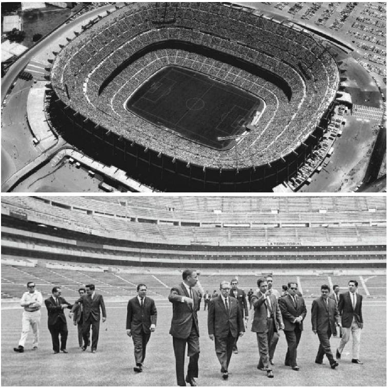 Estadio Azteca: la construcción más desastrosa y aclamada en México 6