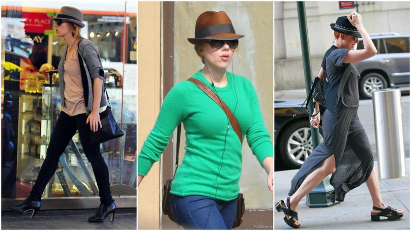 Momentos en los que Scarlett Johansson nos demostró que el estilo no depende de la ropa 4