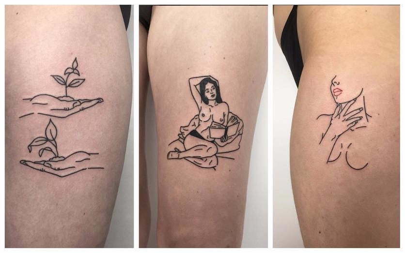 Tatuajes millennials que mostrarán tu lado más irreverente 1