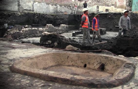 viviendas sobre descubrimiento arqueologico 1