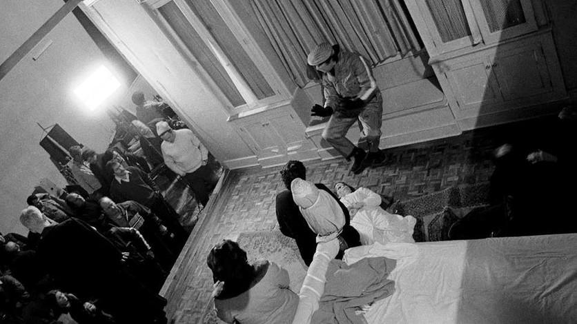 'El Exorcista': detrás de cámaras y de frente al horror 3