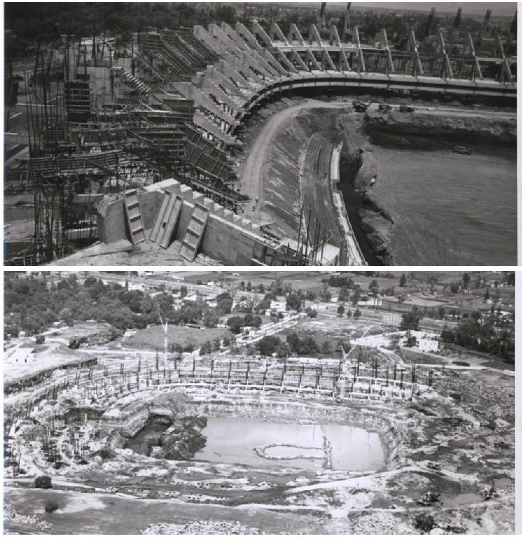 Estadio Azteca: la construcción más desastrosa y aclamada en México 3