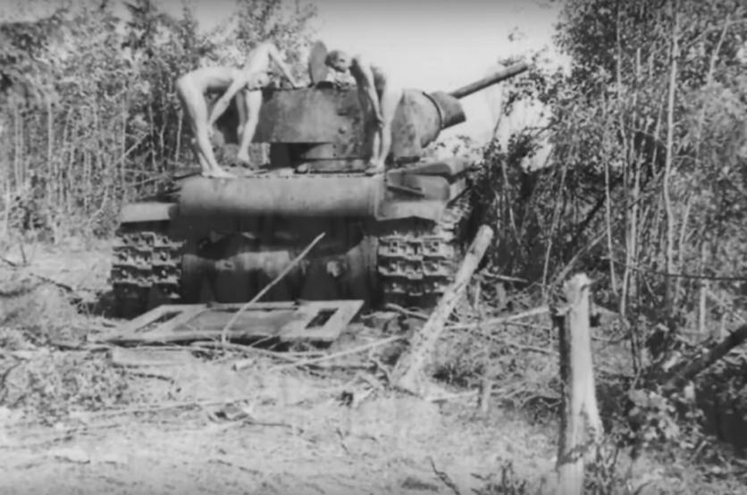Imágenes homoeróticas de la Segunda Guerra Mundial 13