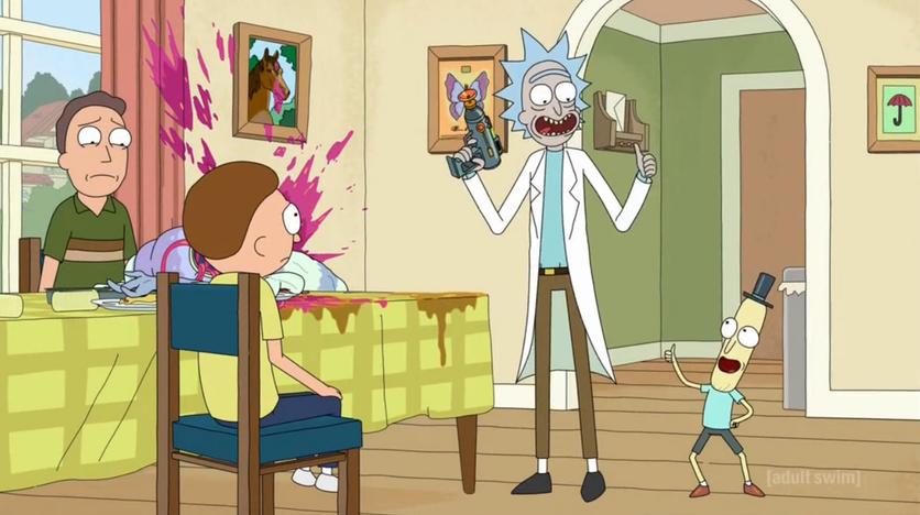 Teorías de 'Rick y Morty' que debes saber antes de que empiece la tercera temporada 5