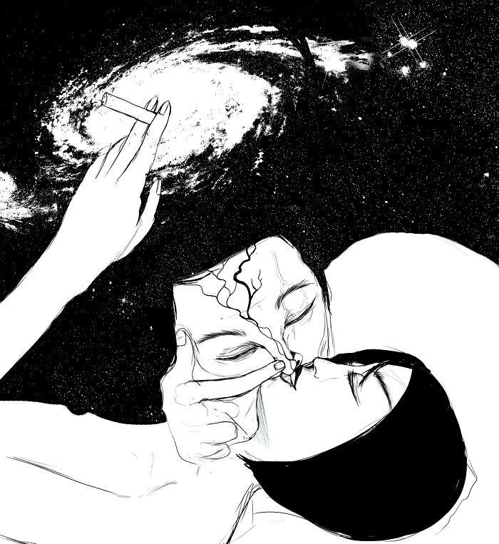 Ilustraciones para entender lo que sientes y no puedes decir 11