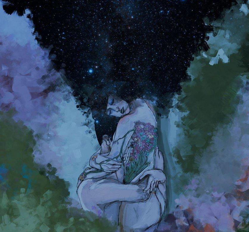 Ilustraciones para entender lo que sientes y no puedes decir 8