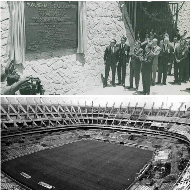 Estadio Azteca: la construcción más desastrosa y aclamada en México 5