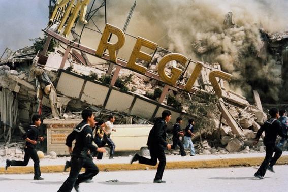 terremoto de 1985 en mexico