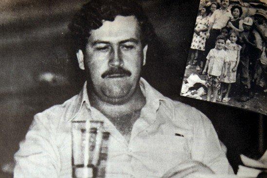 La leyenda de las 49 vírgenes que mató Pablo Escobar 1