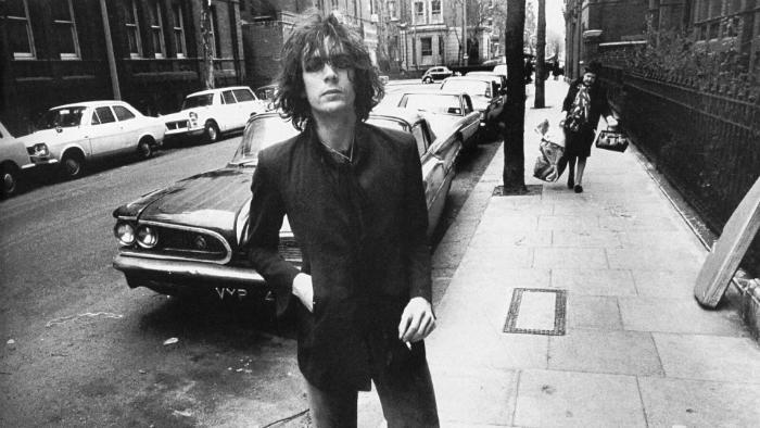 La adicción a LSD que originó el primer disco de Pink Floyd 1