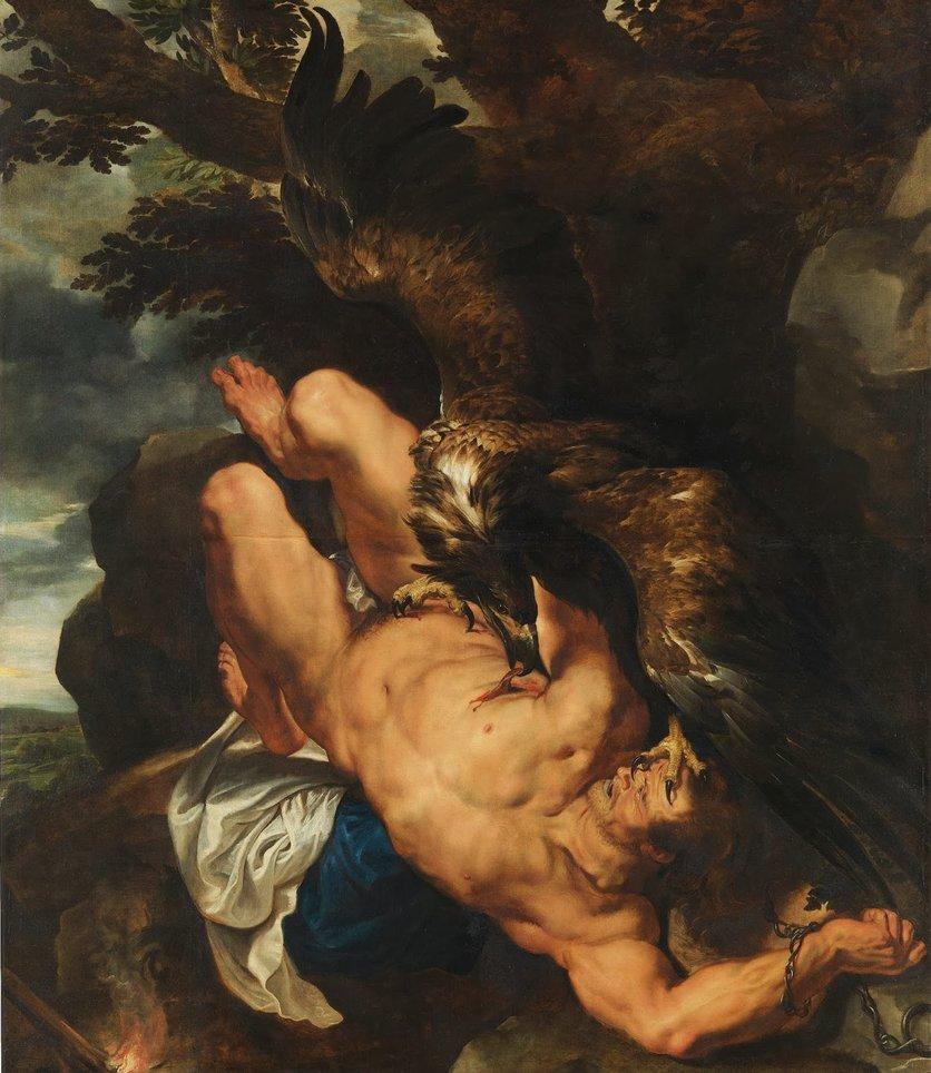 Los dioses griegos a través de 6 insólitas pinturas 2