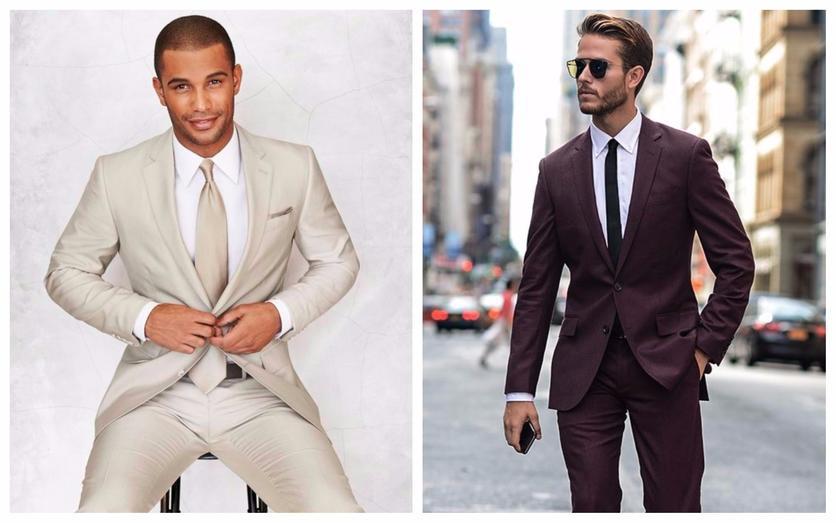 La complicación de ser hombre y querer usar un traje de color 3