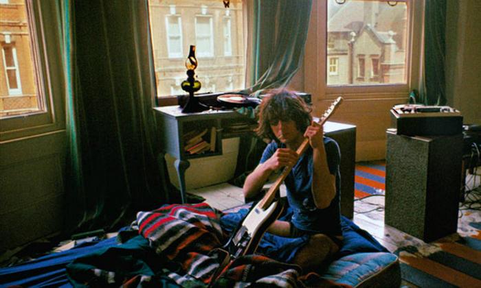 La adicción a LSD que originó el primer disco de Pink Floyd 5