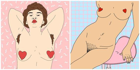 ilustraciones poppy crew 2