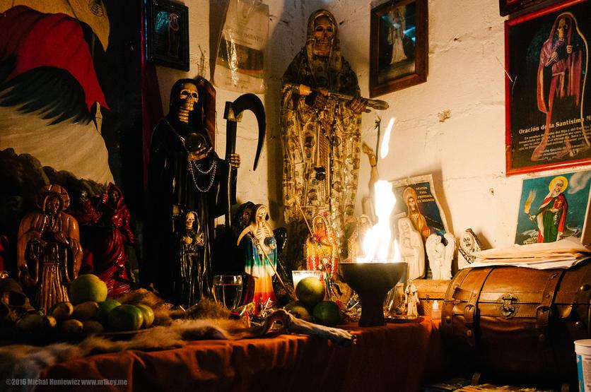 ¿Cómo se ven en realidad las brujas de Catemaco? 0
