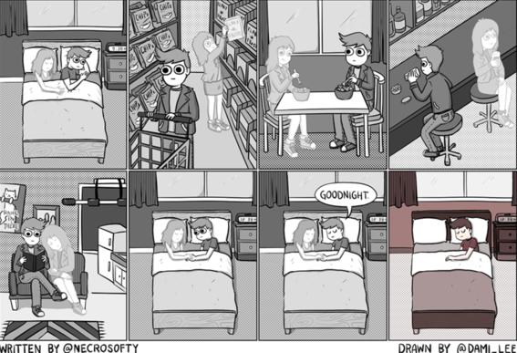 sin novia comic 14