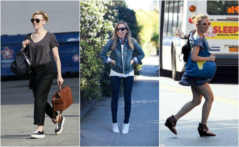 Momentos en los que Scarlett Johansson nos demostró que el estilo no depende de la ropa 1