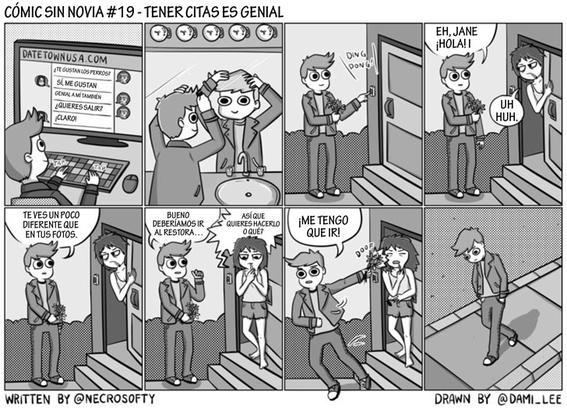 sin novia comic 4