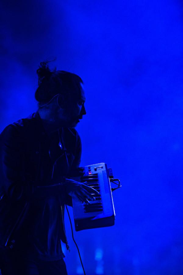 Radiohead puede ser lo que sea,  menos una banda perfecta 6