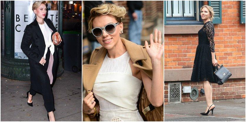 Momentos en los que Scarlett Johansson nos demostró que el estilo no depende de la ropa 5