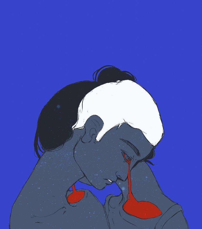 Ilustraciones para entender lo que sientes y no puedes decir 14