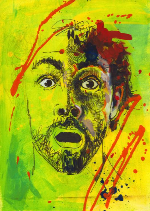 La artista que fue capaz de plasmar las emociones internas que los seres humanos experimentan 5
