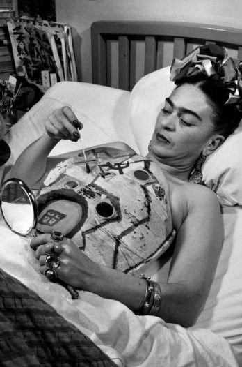 Momentos que convirtieron a Frida Kahlo en la artista mexicana más famosa del mundo 8