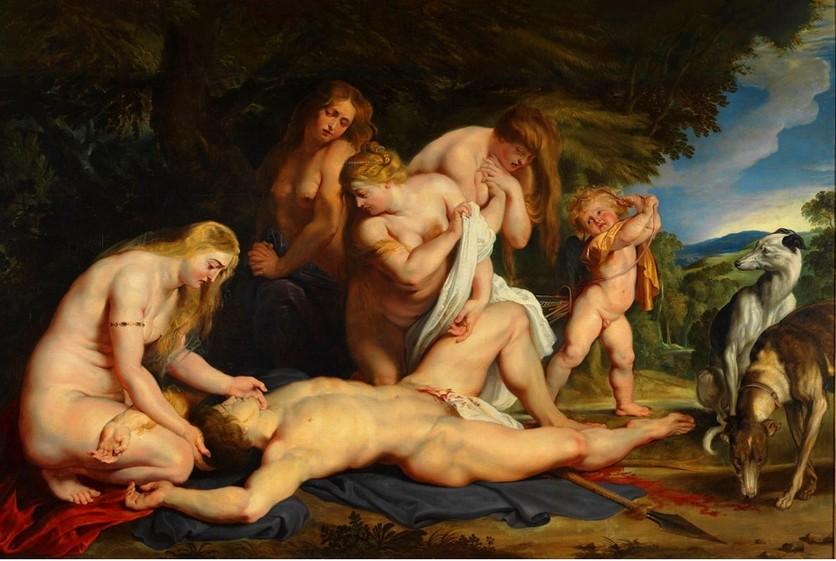 Los dioses griegos a través de 6 insólitas pinturas 3