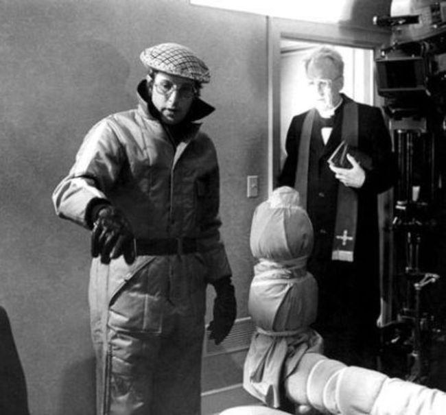 'El Exorcista': detrás de cámaras y de frente al horror 11