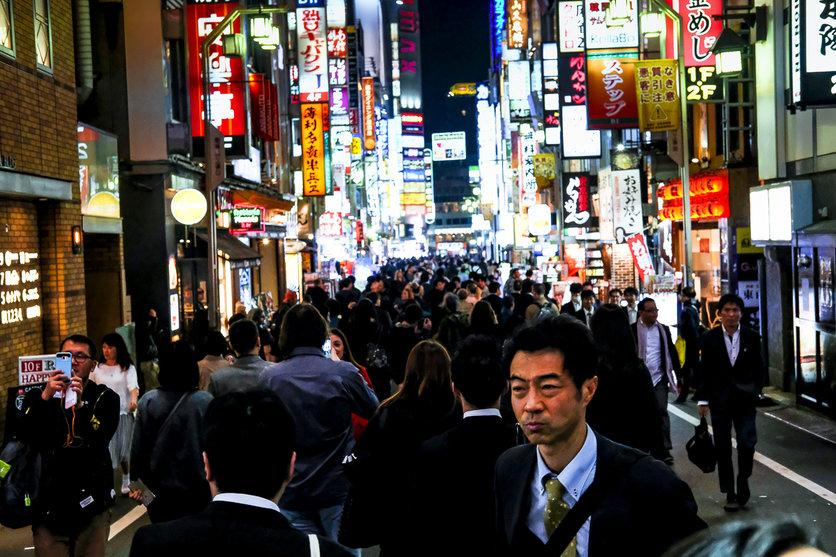 El verdadero 'Reto Tokio': cómo retratar una ciudad en 24 fotografías 11
