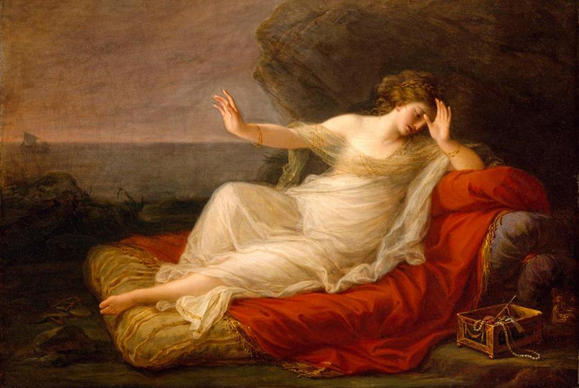 Los dioses griegos a través de 6 insólitas pinturas 4