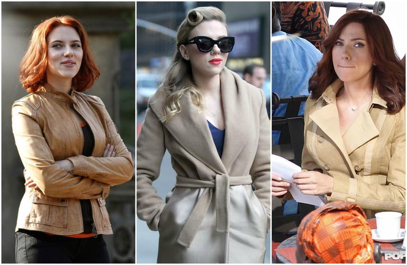 Momentos en los que Scarlett Johansson nos demostró que el estilo no depende de la ropa 3