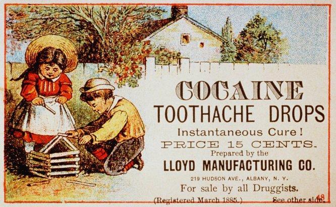 El día que la cocaína se vendió como medicina 0