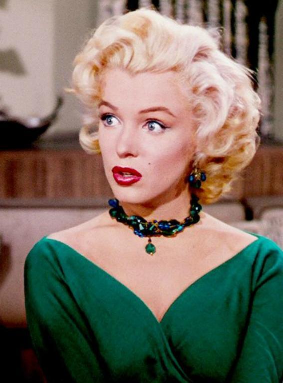 marilyn monroe gentlemen prefer blondes 2
